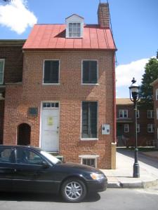 Poe House, Baltimore