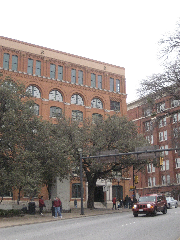 Book Depository, Dallas
