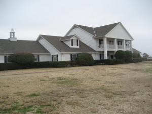 """Southfork Ranch, home to TV's """"Dallas"""""""