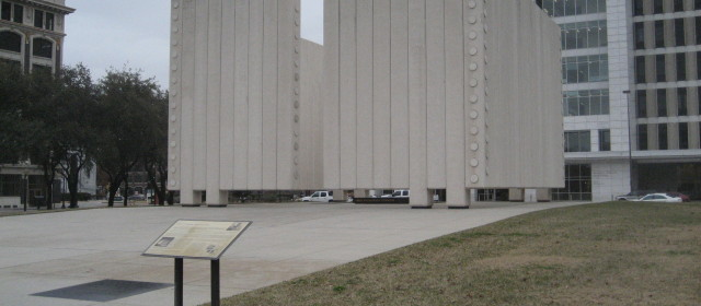 John F. Kennedy Memorial Plaza – Dallas