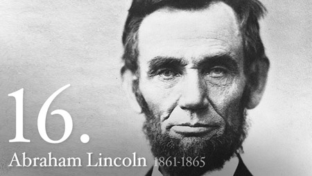 Feb. 12 – Lincoln's Birthday