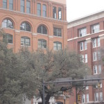School Book Depository in Dallas, now home to the Sixth Floor Museum