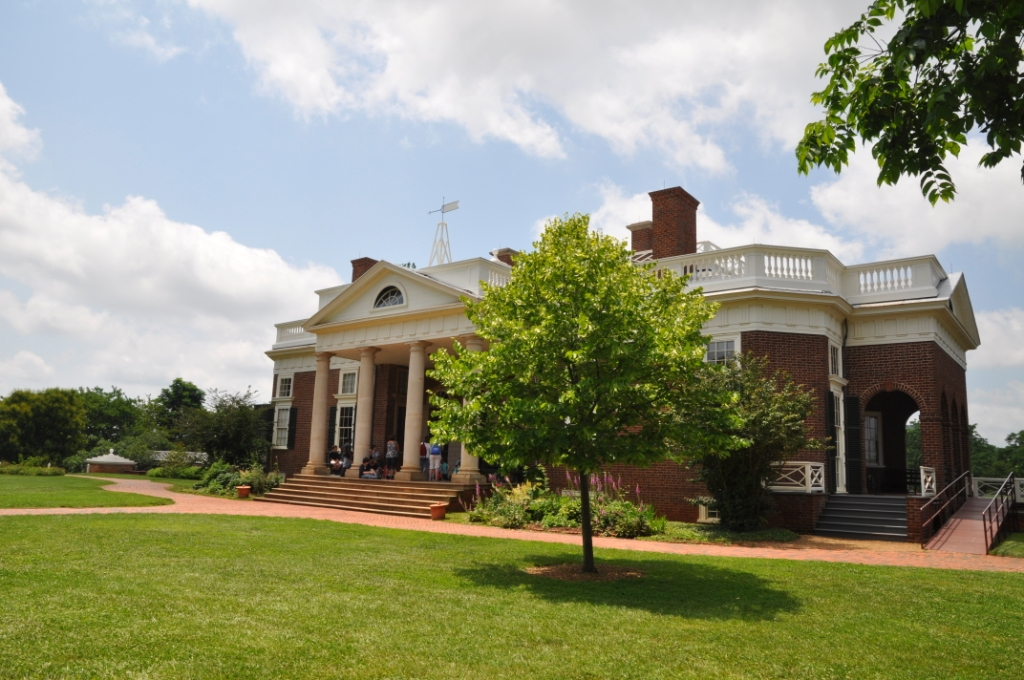 Monticello Grounds And Gardens Nerd Trips