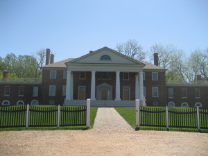 James Madison's home, Montpelier