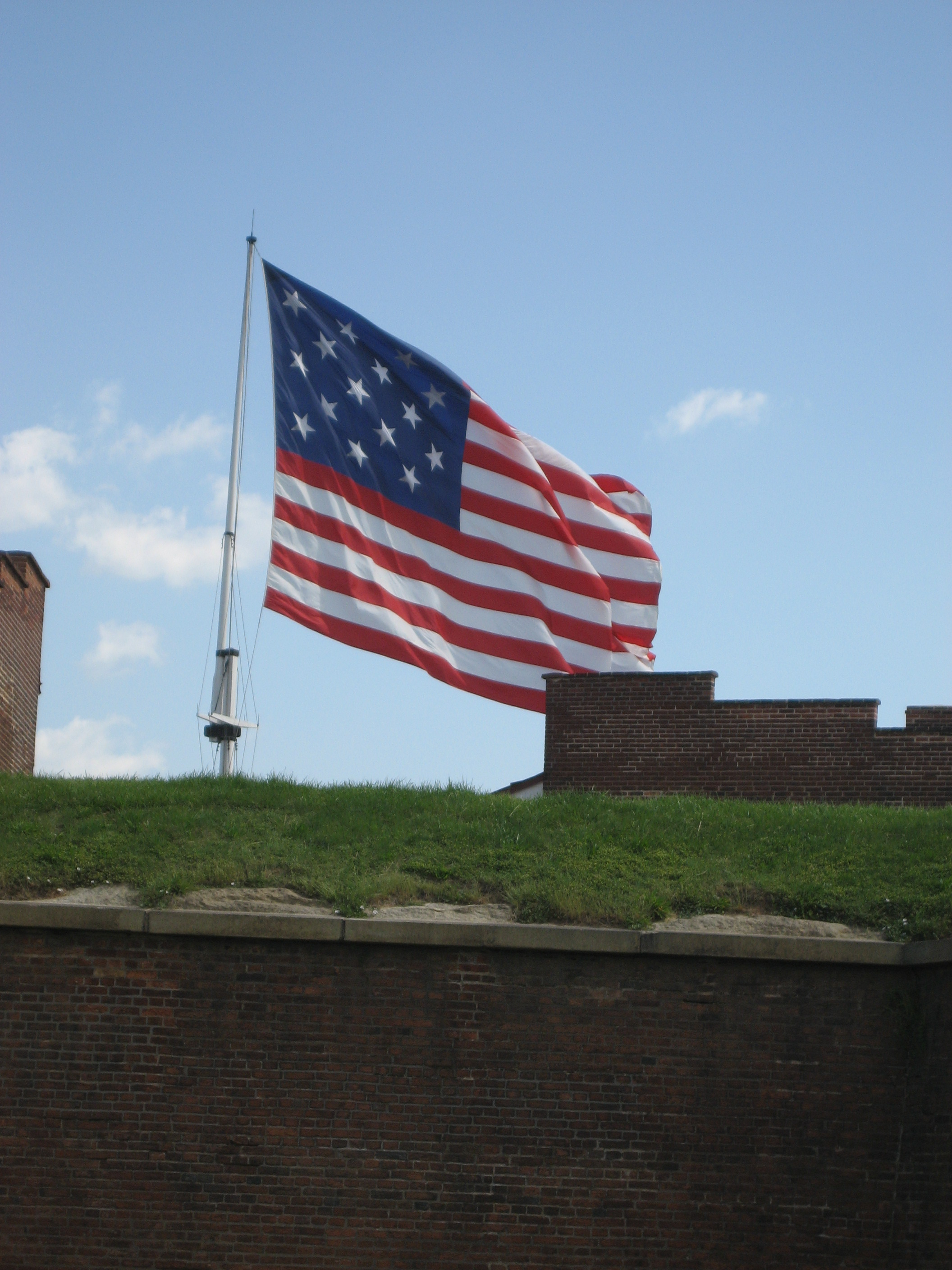 Ft. McHenry, Baltimore (2008)