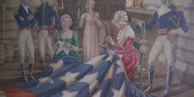 Star Spangled Banner Flag House