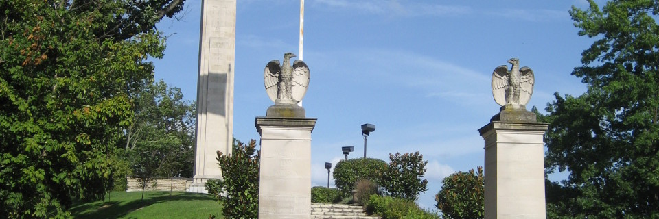 William Henry Harrison Memorial