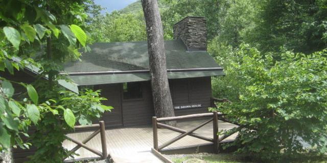 Camp Hoover, Rapidan Camp