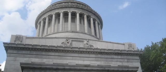 Grant's Tomb (part 1)