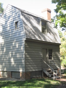 Andrew Johnson birthplace - Raleigh, NC