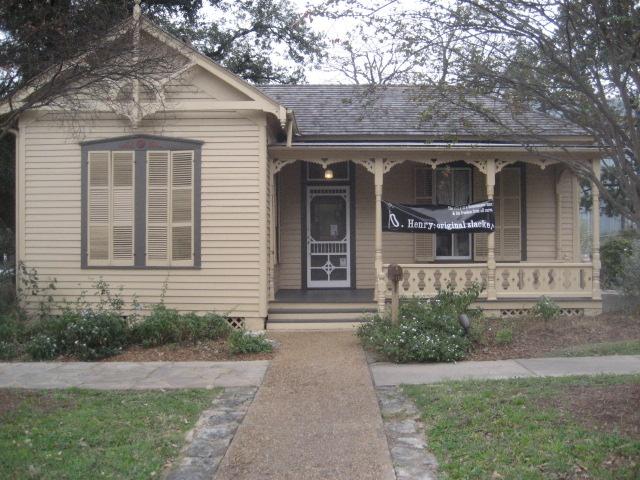 O.Henry house, Austin