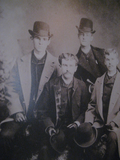Will Porter's singing group