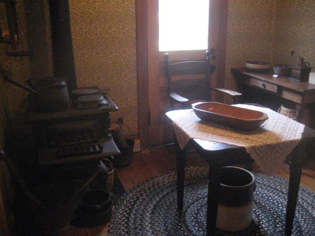 Kitchen, O. Henry museum, Austin