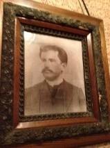 Portrait of Will Porter, aka O.Henry