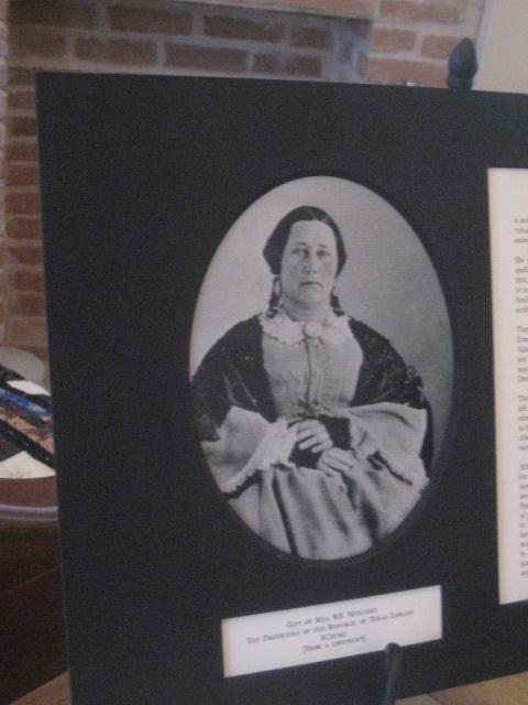 Susanna Dickinson Hannig
