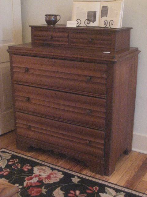 Beautiful dresser crafted by Joseph Hannig