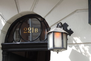 One of the most famous addresses in literature