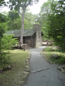 Rapidan Camp was a retreat for President Herbert Hoover