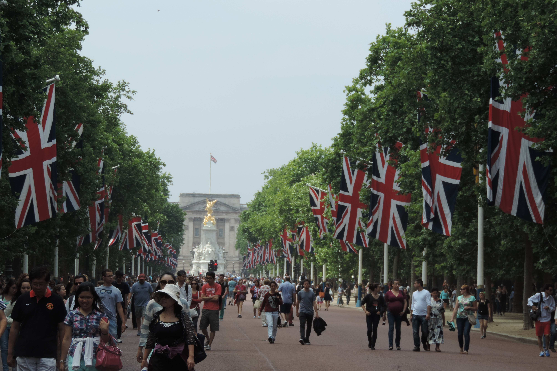 London, Summer 2013