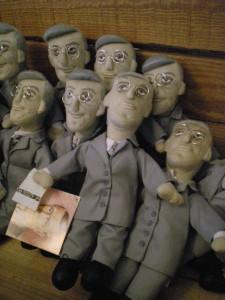 Crate full of Woodrow Wilsons, Staunton, VA