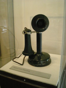 Wilson-era phone from the White House