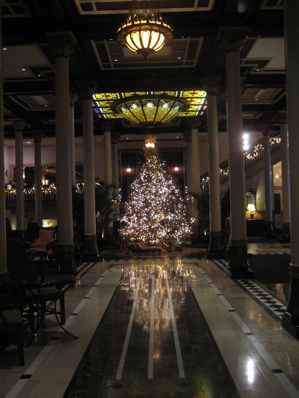 Lobby of the Driskill Hotel, Austin