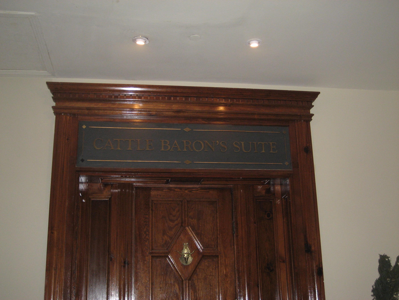 Cattle Barons' Ballroom, Driskill Hotel, Austin