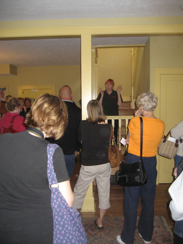 The Christmas Story house tour