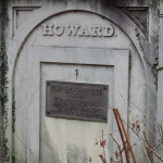 The grave of John Eager Howard. The body of Francis Scott Key was here for a while
