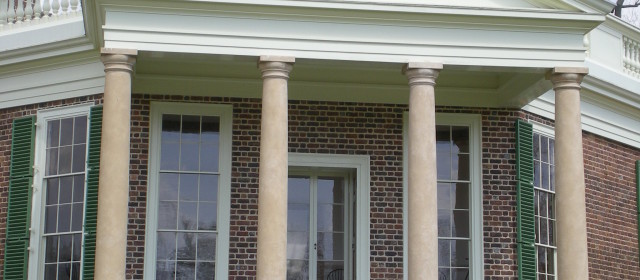 Jefferson's Poplar Forest (part 1)