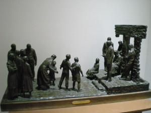 Emancipation Proclamation statue
