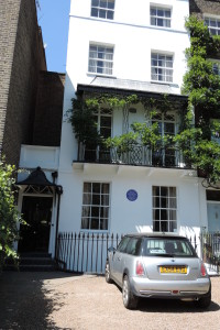 Bram Stoker House, Chelsea, London