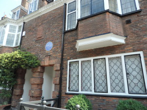 A.A. Milne House, Chelsea, London