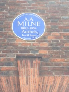 A,A, Milne house Chelsea, London