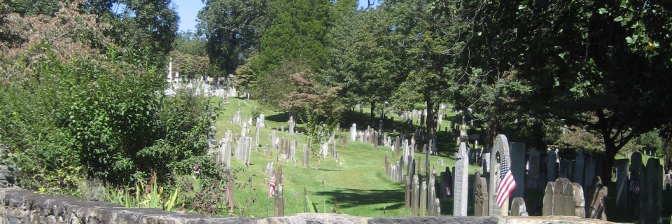 Sleepy Hollow Cemetery, New York