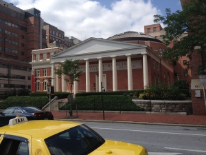 Davide Hall, University of Maryland School of Medicine, Baltimore