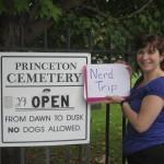 Princeton Cemetery, September 2011