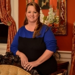 Michelle Darnell writes the blog A Virginia Plantation, chronicling her journey of renovating and running a B&B at Belle Grove, the birthplace of James Madison