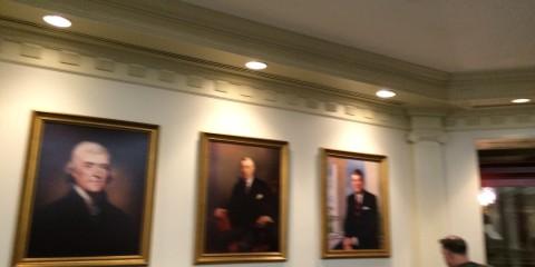 Hall of Presidents – Walt Disney World