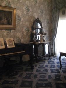 Interior, Theodore Roosevelt birthplace, New York City