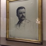 Theodore Roosevelt portrait, Theodore Roosevelt Birthplace