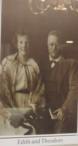 Edith and Theodore Roosevelt, TR Birthplace, New York City