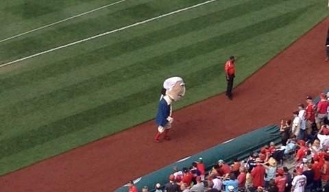 The President Mascots, a Scavenger Hunt