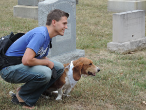Day of the Dog at Congressional Cemetery (September 2013)