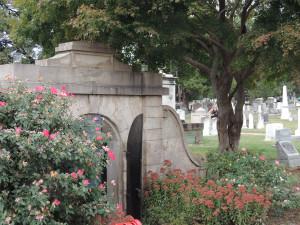 Public Vault - Congressional Cemetery, Washington, D.C.