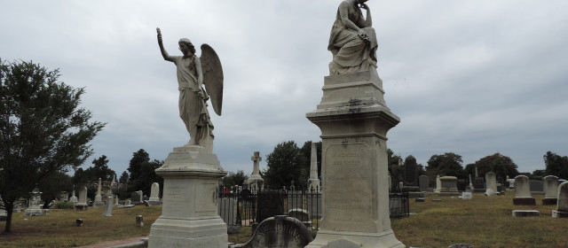 Congressional Cemetery – part 2