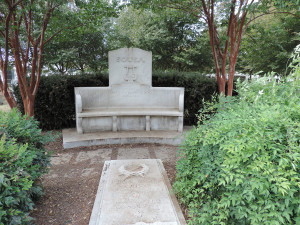 John Philip Sousa burial site, Congressional Cemetery