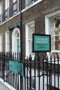 Charles Dickens museum, London