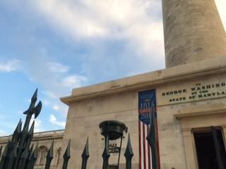 Washington Monument – Baltimore