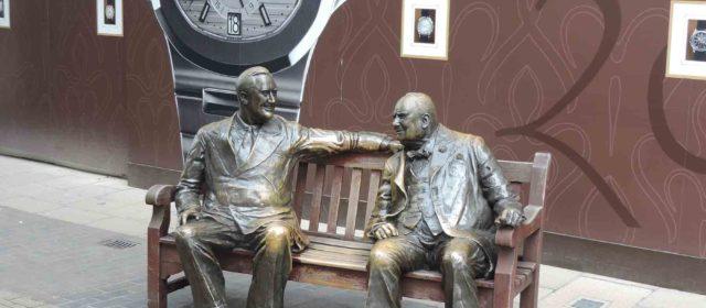 American Presidents in London (part 2)